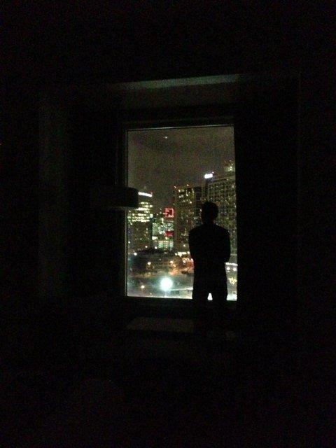 blackoutroom