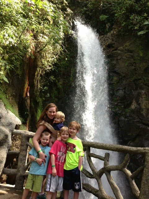 waterfallpicfamily