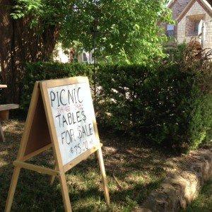 picnictablesign