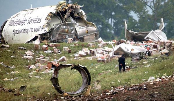UPS-crash