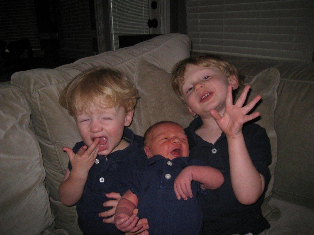 3boys2009
