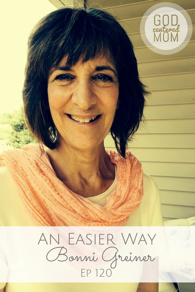 An Easier Way -- Bonni Greiner