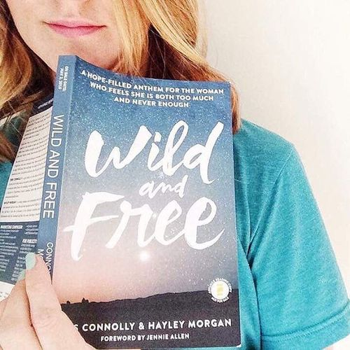 wildandfreebook