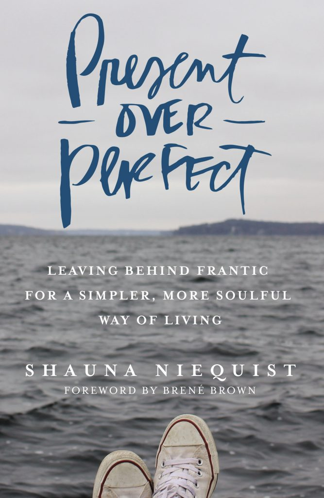 Present Over Perfect Cover Image