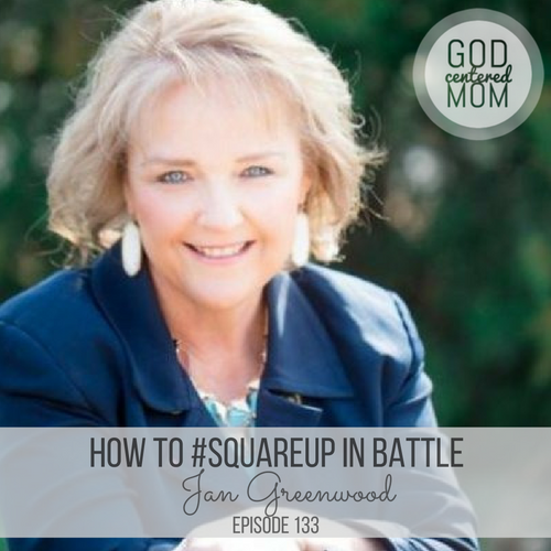 How to #SquareUp in Battle :: Jan Greenwood {Ep 133}