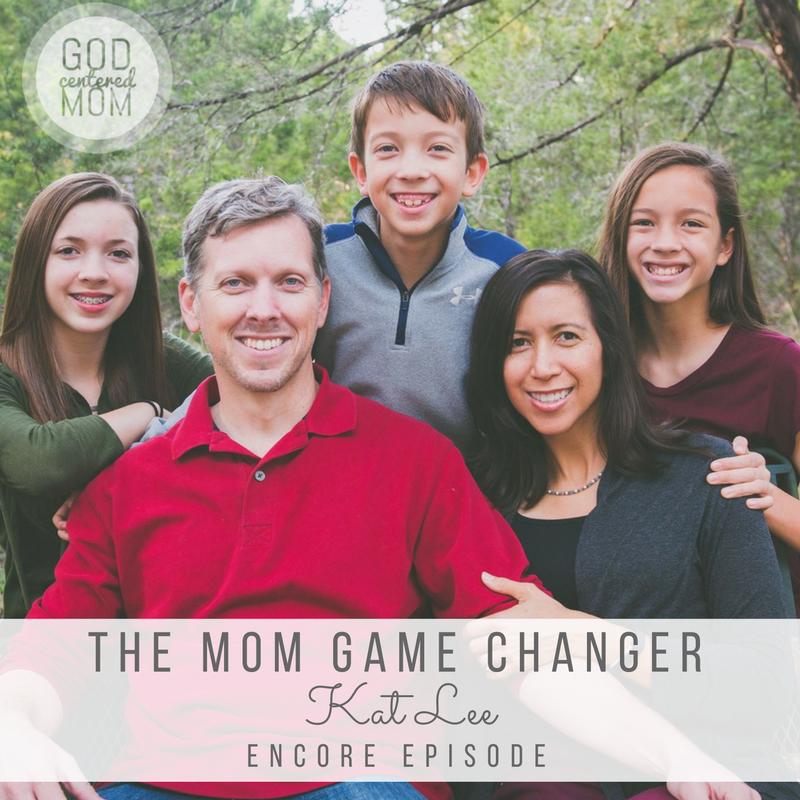 The Mom Game Changer :: Kat Lee {Encore Episode}