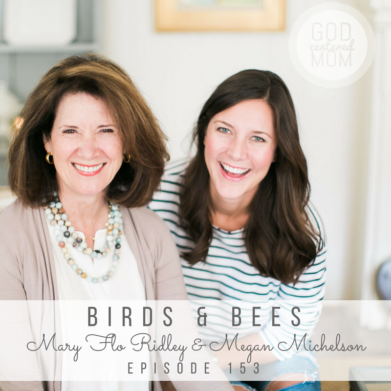Birds & Bees (Continuing the Conversation) :: Mary Flo Ridley & Megan Michelson [Ep 153]