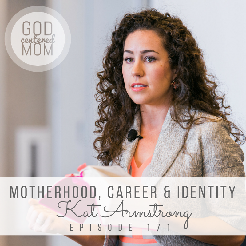 Motherhood, Career, & Identity :: Kat Armstrong [Ep 171]