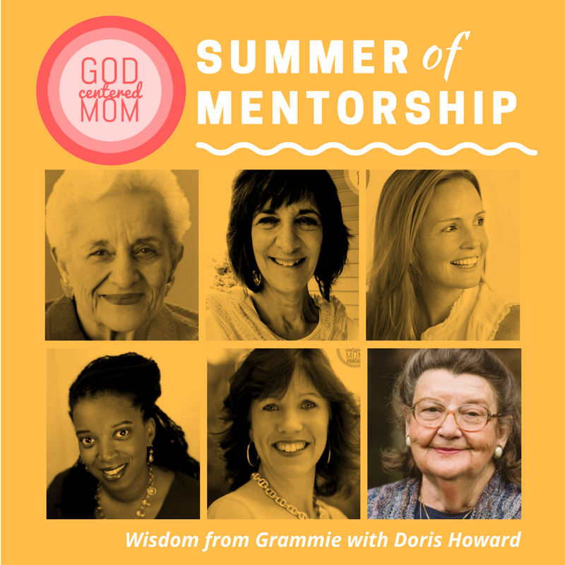Summer of Mentorship [Week Six] :: Grammie (Doris Howard)