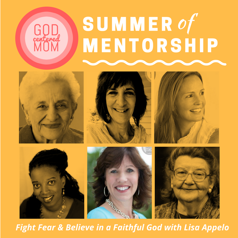 Summer of Mentorship [Week Five] :: Lisa Appelo