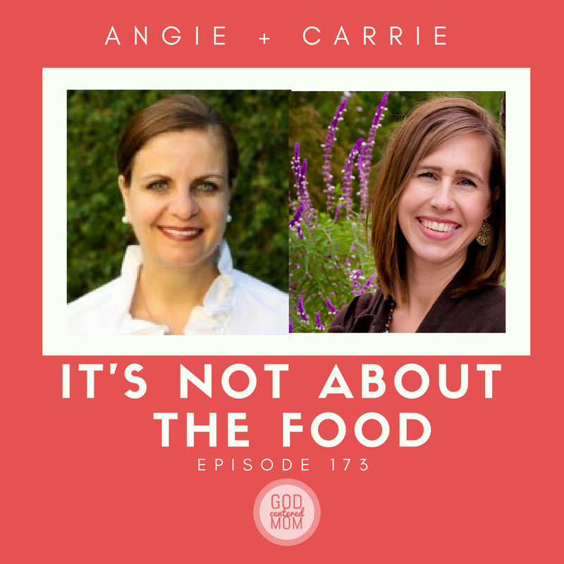 It's Not About the Food :: Angie Buja & Carrie Cassell [Ep 173]