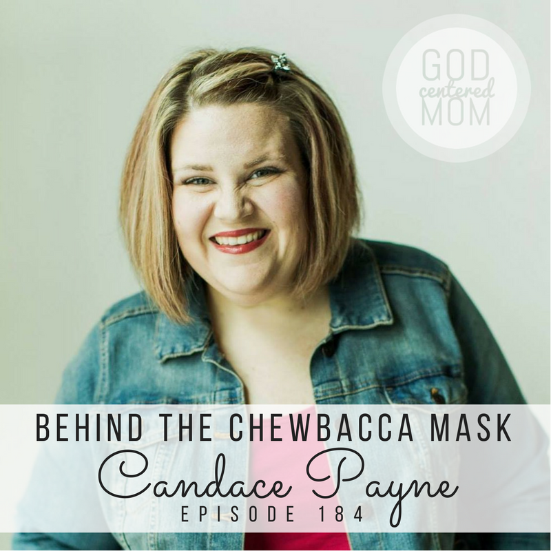 Behind the Chewbacca Mask :: Candace Payne [Ep 184]