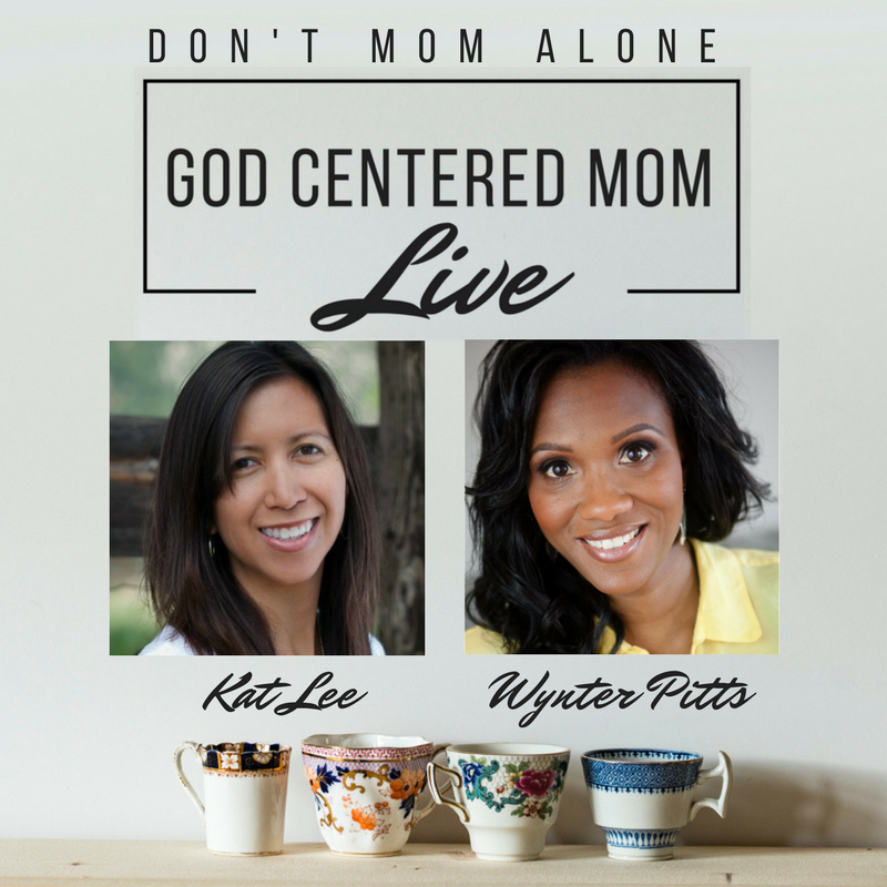 Don't Mom Alone (#GCMLive Event) :: Kat Lee & Wynter Pitts [Ep 185]