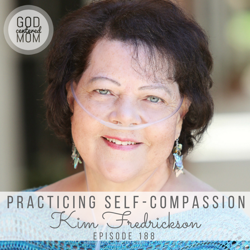 Quiet Your Inner Critic & Practice Self-Compassion :: Kim Fredrickson [Ep