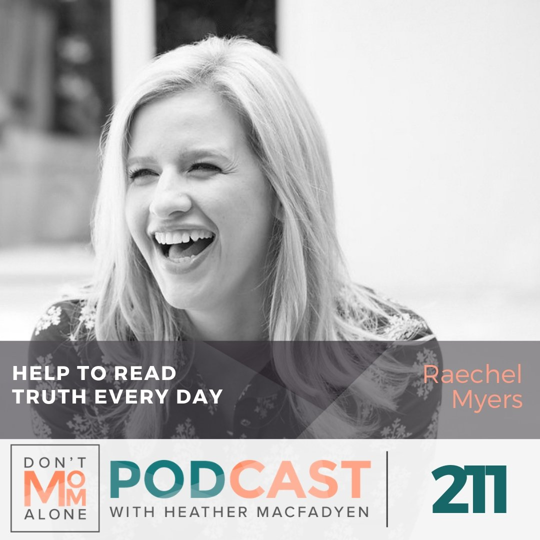 Help to Read Truth Every Day :: Raechel Myers [Ep 211]