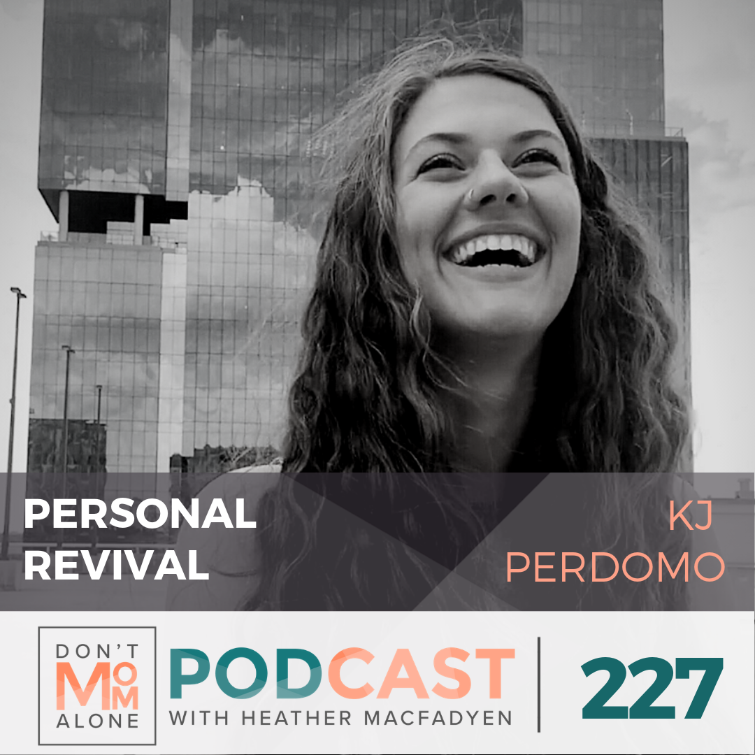 Family Transformation Starts with Personal Revival :: KJ Perdomo [Ep 227]