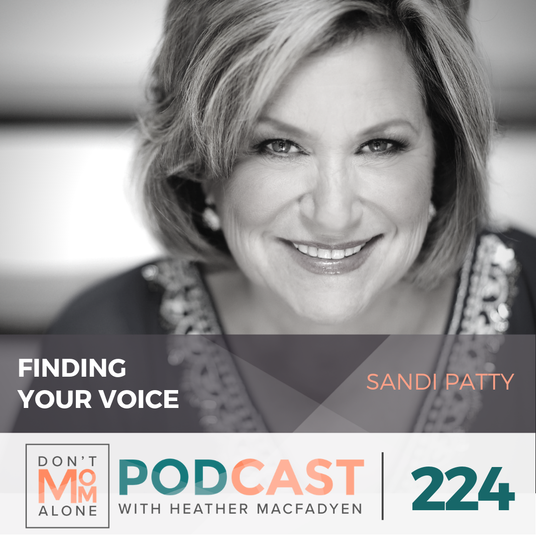 Finding Your Voice :: Sandi Patty [Ep 224]