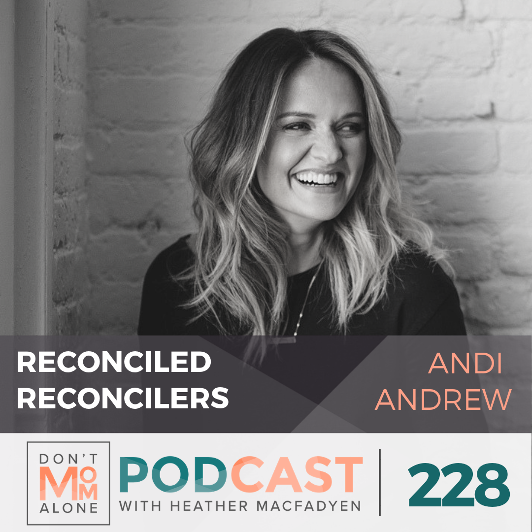Reconciled Reconcilers :: Andi Andrew [Ep 228]