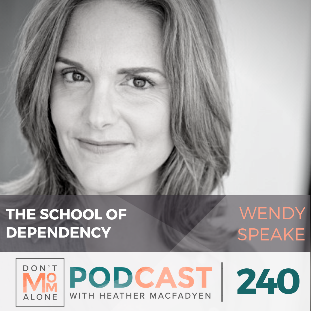 The School of Dependency on Christ :: Wendy Speake [Ep 240]