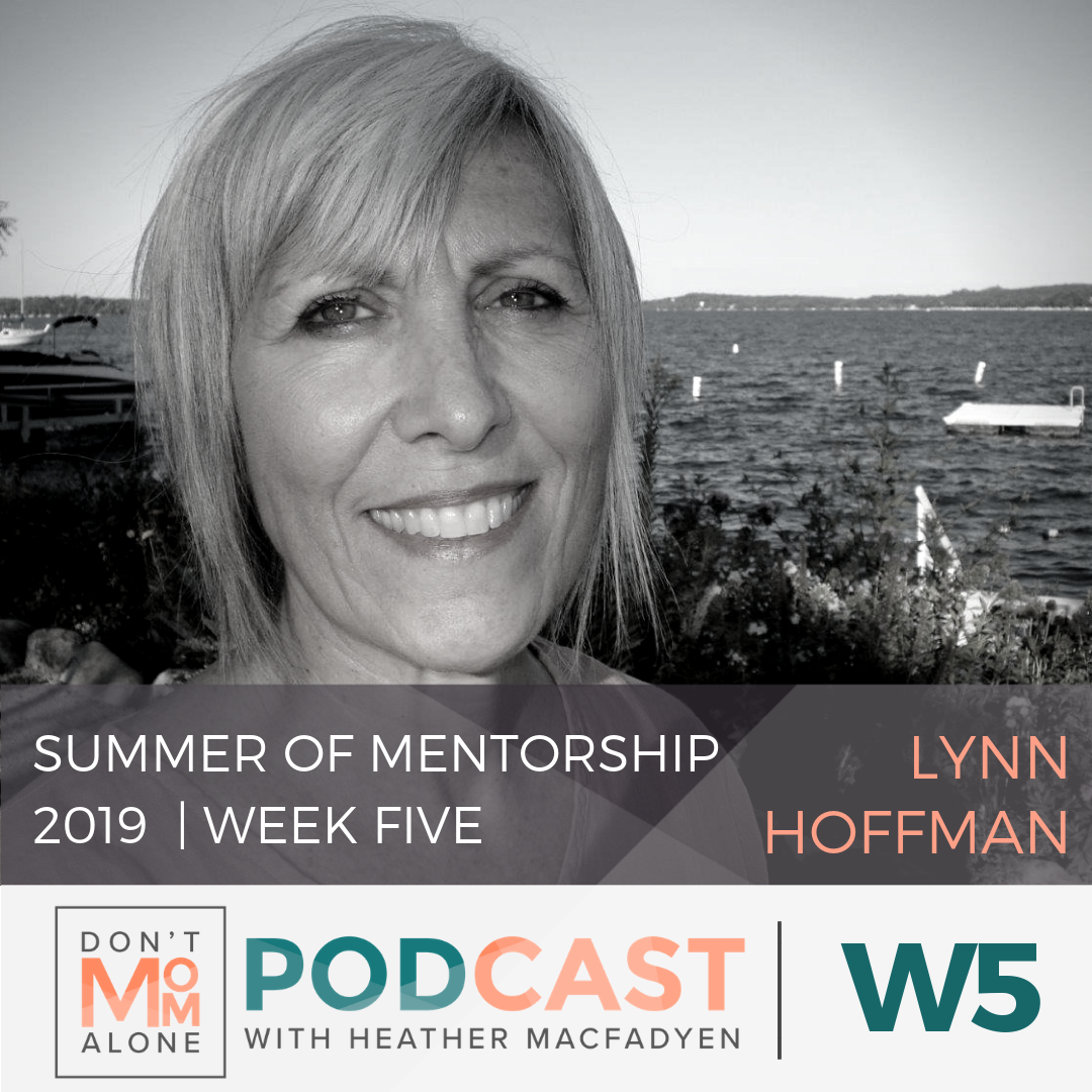 Summer of Mentorship 2019 Week Five :: Lynn Hoffman