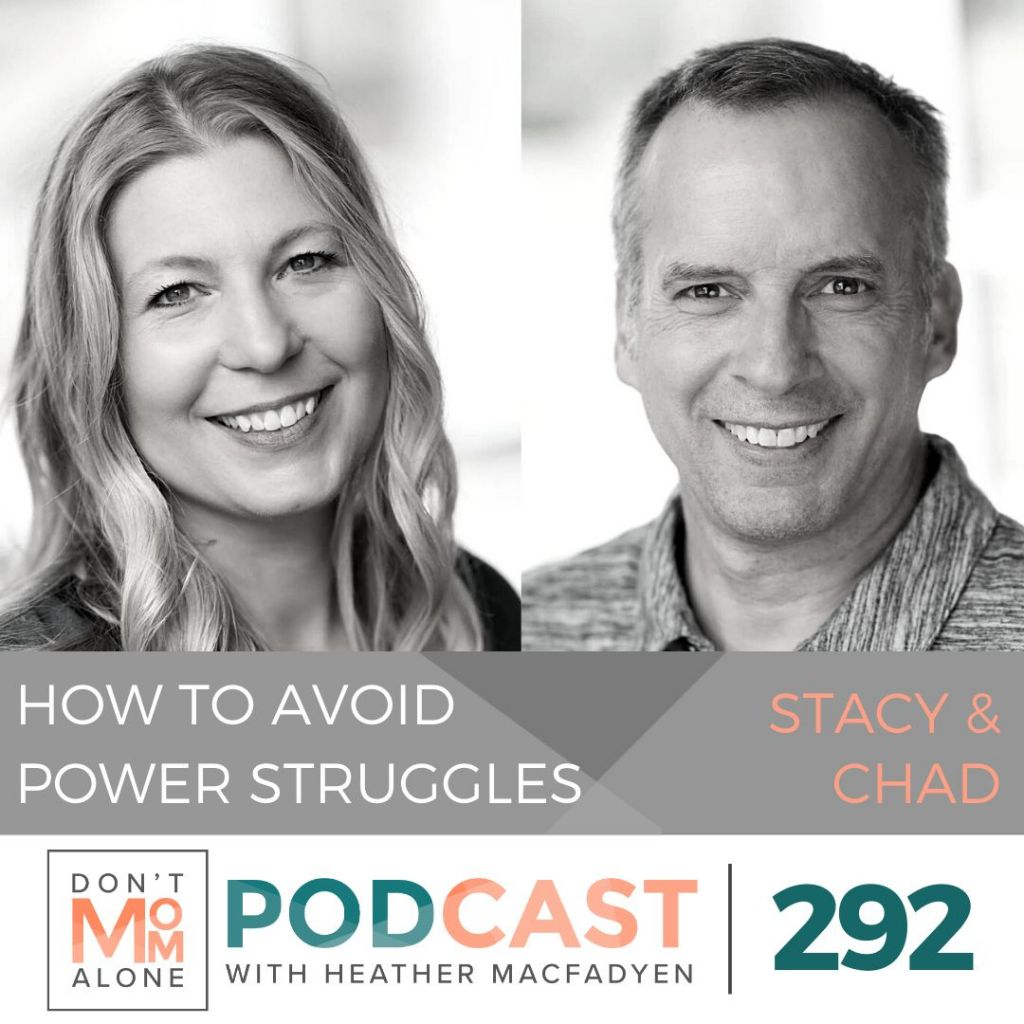 How to Avoid Power Struggles :: Stacy Bellward and Chad Hayenga [Ep 292]
