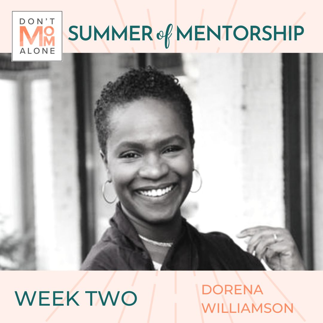 Week Two Summer of Mentorship 2020 :: Dorena Williamson
