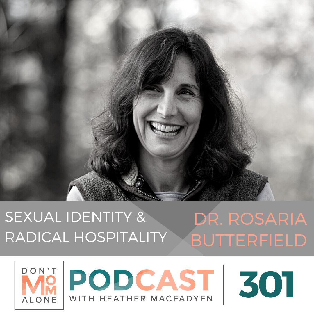 Sexual Identity and Radical Ordinary Hospitality :: Dr. Rosaria Butterfield [Ep 301]