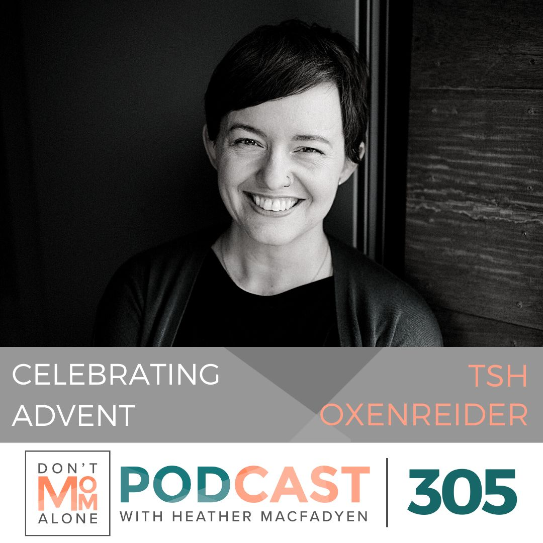 Celebrating Advent :: Tsh Oxenreider [Ep 305]