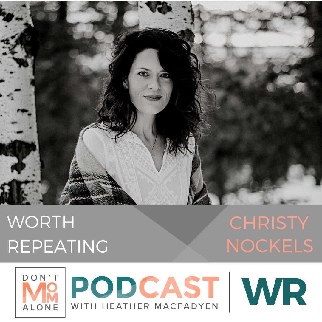 Worth Repeating // Christy Nockels (Christmas Ed)