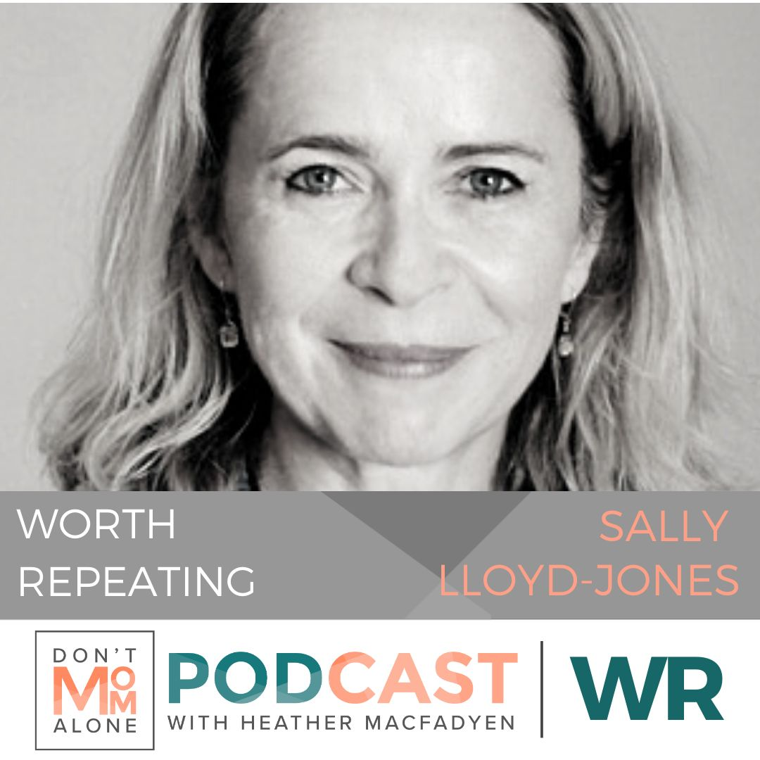 Worth Repeating // Sally Lloyd-Jones
