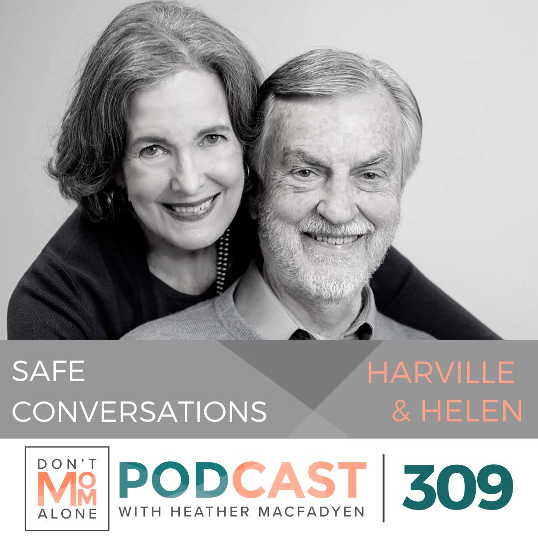 Safe Conversations :: Harville Hendrix and Helen Hunt [Ep 309]